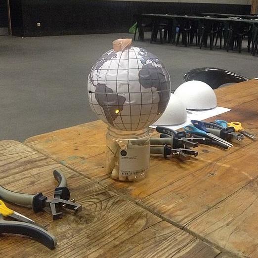 Workshop: Techni-wereldbol
