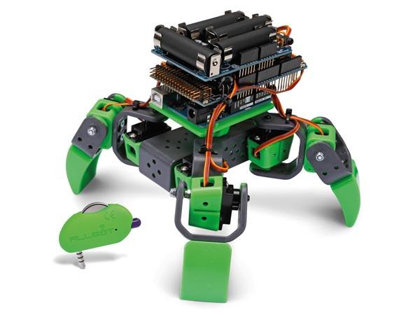 Robot-kamp
